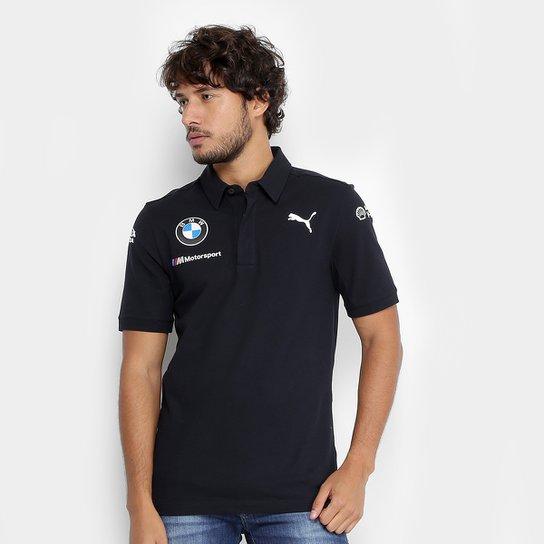 94c8946882 Camisa Polo Puma BMW M Team Masculina - Compre Agora