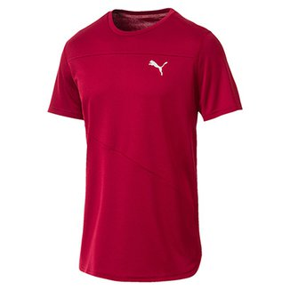 Camisetas Puma Masculinas - Melhores Preços  0562f89c496