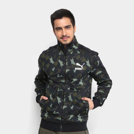 Jaqueta Puma Classics T7 AOP Masculina - Compre Agora  c3a6b7100459e