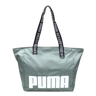 Bolsa Puma Tote Shopper Prime Street Large Feminina ef02068223e