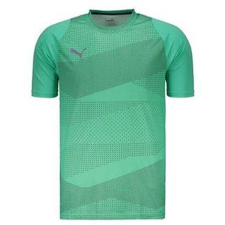 Camisetas para Fitness e Musculação Puma  86372edbe4b1f