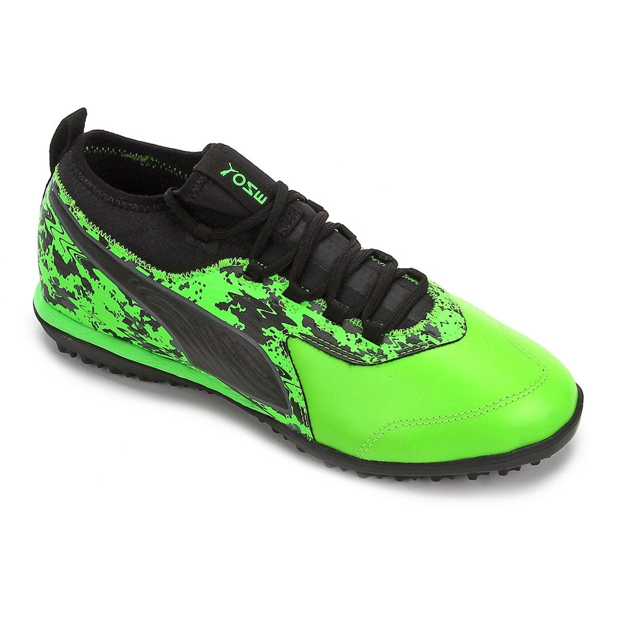 d0bcf6f091303 FornecedorNetshoes. Chuteira Society Puma One 19.3 TT
