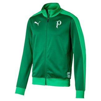 2492cfec249e4 Jaqueta Palmeiras Puma Track Masculina