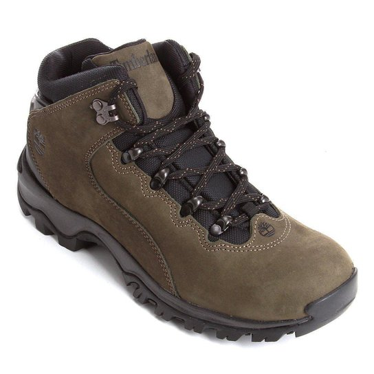 b17ce54829f31 Bota Timberland Trail Dust 3 Masculina - Verde - Compre Agora   Netshoes