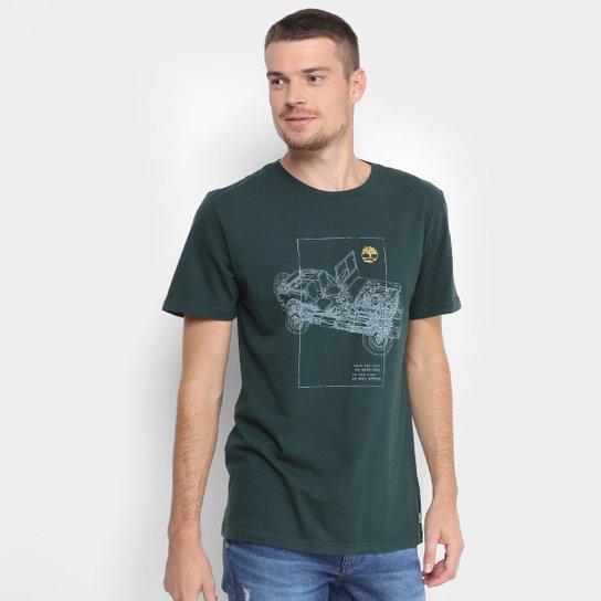 Camiseta Timberland Jipe Trail Masculina - Compre Agora  74e53750ad75b