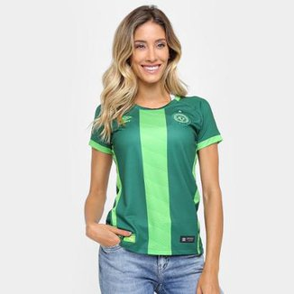 Camisa Chapecoense III 16 17 s nº Torcedor Umbro Feminina 9cd1cf4203