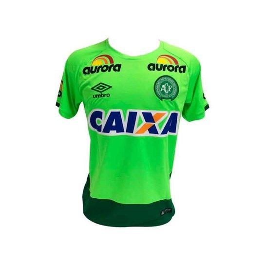 Camisa Chapecoense Goleiro Danilo Umbro n1 3A05002 - Compre Agora ... 25e8c9c914160