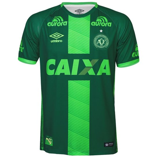 Camisa Umbro Masculina Chapecoense Oficial III 2016 - Compre Agora ... 44eba646c9503