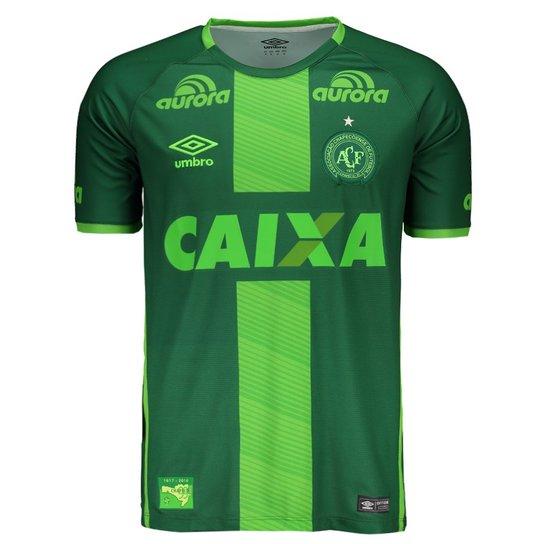 487626ca5d Camisa Umbro Chapecoense III 2016 Sul-Americana | Netshoes