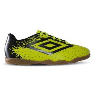 7358034139 Chuteira Futsal Umbro Acid Infantil