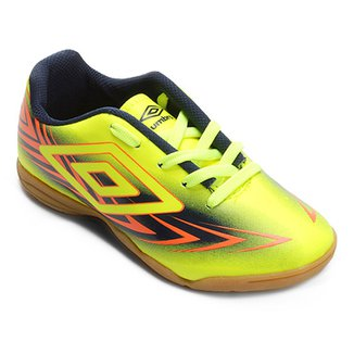 ba999137b6180 Chuteira Futsal Infantil Umbro Speed III