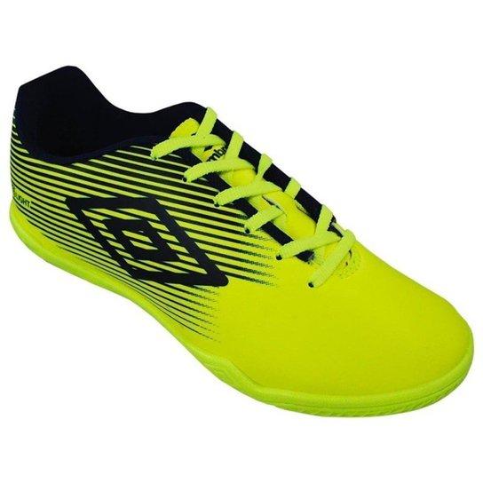 163e355f4e Chuteira Umbro F5 Light Futsal - Verde ...