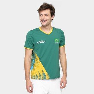 c619c638e4 Camisa Oficial Olympikus
