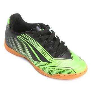 9220180326 Chuteira Futsal Infantil Penalty K Soccer Storm Speed 7