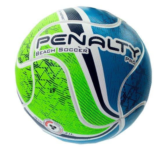 6d62ee1e55471 Bola Penalty Beach Soccer PRO - Verde - Compre Agora