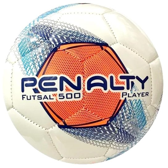 Bola Futsal Player 500 Costurada Penalty - Compre Agora  05cf592cc05fb