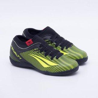 799ba9f930 Chuteira Futsal Infantil Penalty K-Soccer Amazonas Locker VIII Masculina