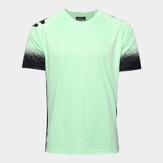 Camisa Kappa Eclipse 17 Masculina - Verde claro - Compre Agora ... cb86a52dc8b
