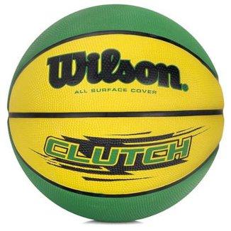 6e8cc29a27 Bola Wilson de Basquete Clutch  7
