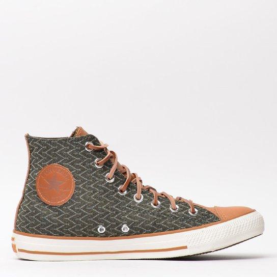 0fd88ee46d4 Tênis Converse Chuck Taylor All Star Verde Musgo - Compre Agora ...