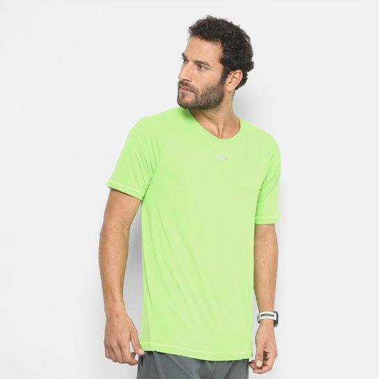 Camiseta Fila Bio Masculina - Verde - Compre Agora  108b9a0ac1a53