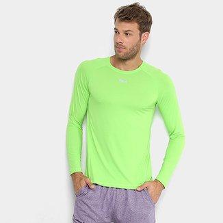 Camisetas Fila Masculinas - Melhores Preços  35640b996b269