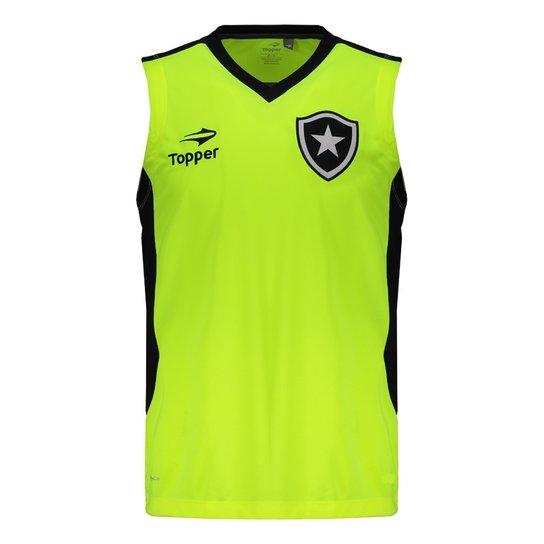 Regata Machão Topper Botafogo Treino 2016 - Compre Agora  3b2f4dcf3c466