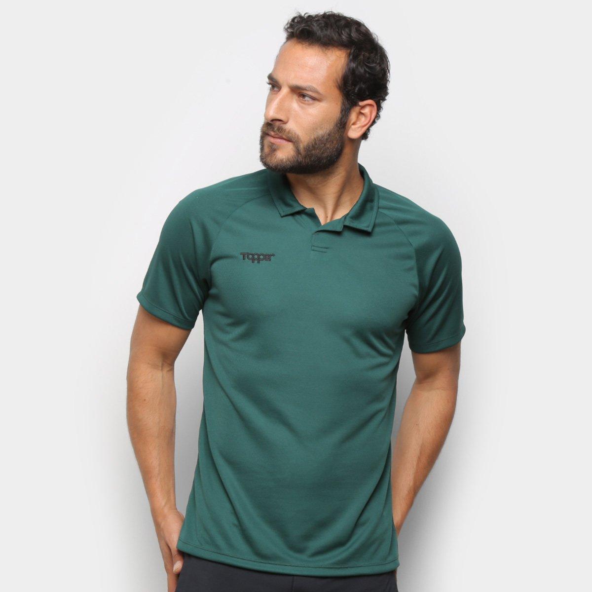 Camisa Polo Topper Masculina