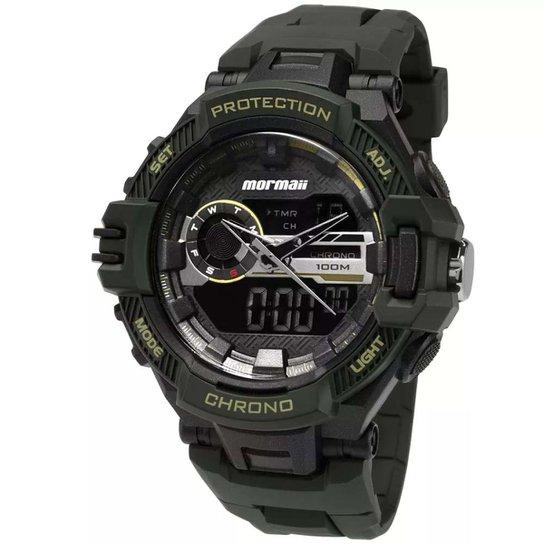 2cb2a67fd7a Relógio Masculino Mormaii MOM1131B 8P - Compre Agora