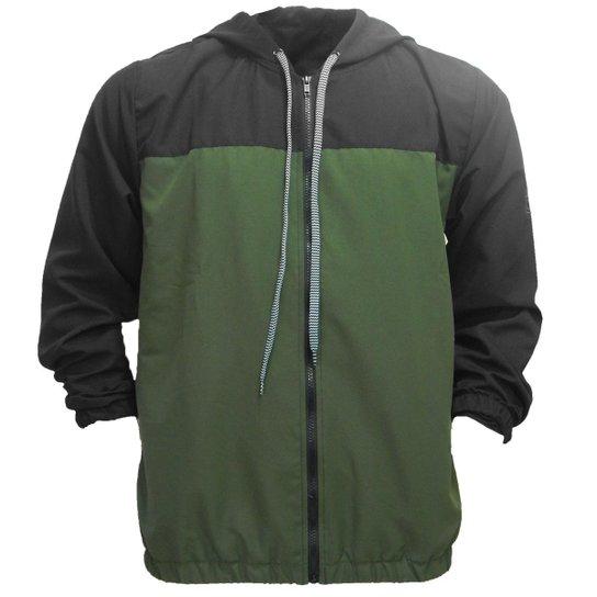 Jaqueta Mormaii Windbreaker - Verde - Compre Agora  9cce3de7155
