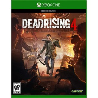 Dead Rising 4 - Sony - Xbox One