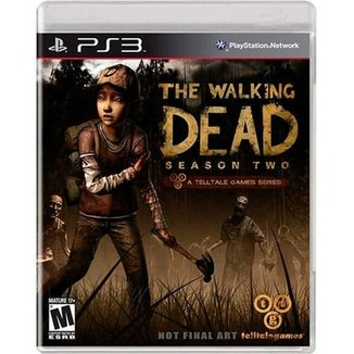 Game Ps3 The Walking Dead Season Two