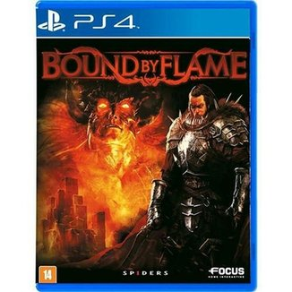 Game Ps4 Bound By Flame