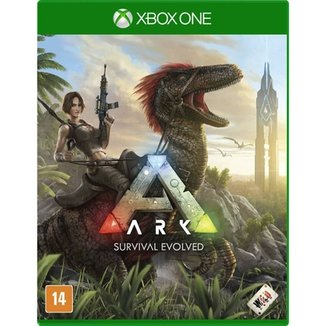 Jogo ARK: Survival Evolved Xbox One