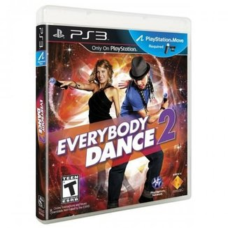Game Ps3 Everybody Dance 2