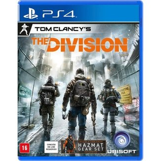 Jogo Tom Clancys: The Division - Ps4