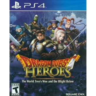 Dragon Quest Heroes: The World Tree's Woe And The