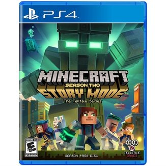 Minecraft Story Mode 2 - Ps4