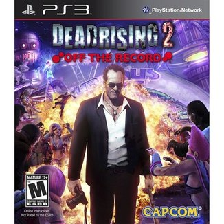 Dead Rising 2: Off The Record - Ps3