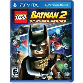 81ba508778314 Lego Batman 2  Dc Super Heroes - Ps Vita