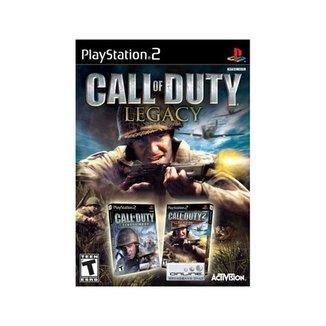 Call Of Duty Legacy - Ps2 c1a1e887072fd