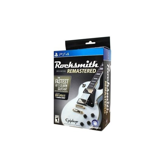 d4dd6bf4b Rocksmith 2014 Edition Remastered - Ps4 | Netshoes