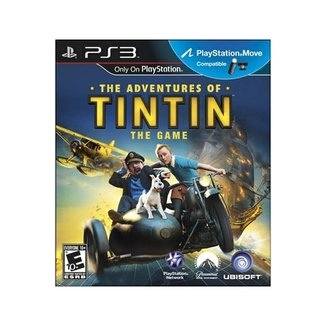 The Adventure Of Tintin - Ps3