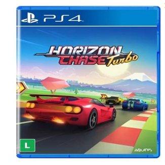 27d1081c8eb18 Jogo Horizon Chase Turbo PS4
