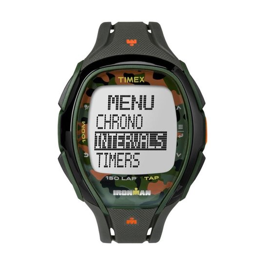 42b3a9fe2b8 Relógio Timex Ironman TW5M01000BD I Digital 45mm - Compre Agora ...