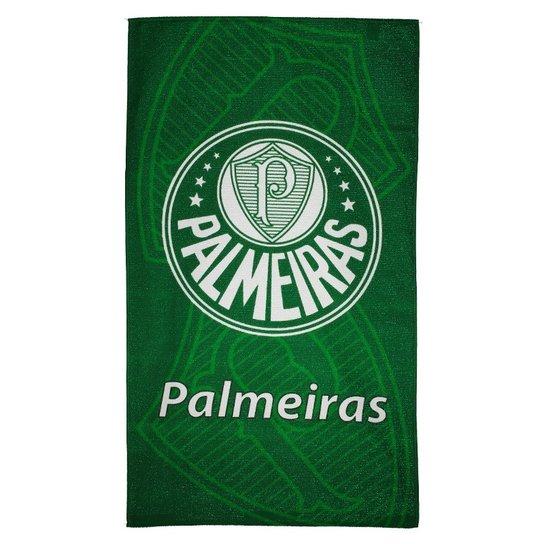 66e19bfe32413 Toalha de Banho Palmeiras Bouton Felpuda - Compre Agora