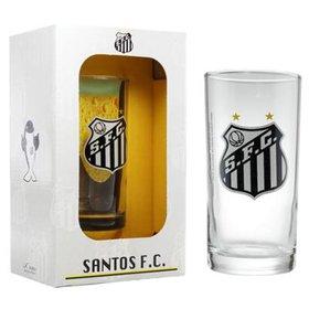 440fdad2d27e1 Copo Long Drink do Santos 300 ml em Caixa Personalizada