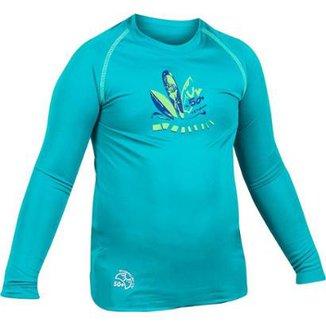 Camisa Fator de Proteção UV50+ Infantil II bf6594982c2ba