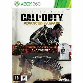 Call Of Duty Advanced Warfare - Gold Edition Xbox 360
