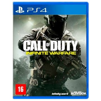 Jogo Call Of Duty: Infinite Warfare - Playstation 4